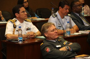 ICRC & AALCO Hold Seminar on IHL for Defense Attaches