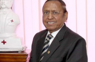 The ICRC Pays Tribute to the Memory of Dr. SP Agarwal