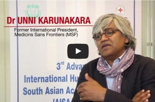 Delivering Assistance is a Big Challenge Today – Former MSF Head