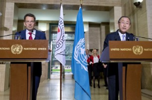 World at a Turning Point: Heads of UN and Red Cross Issue Joint Warning