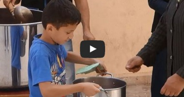 Syria: Collective Kitchens Provide Food for Impoverished and Vulnerable People
