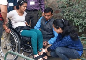 Staying Healthy in a Wheelchair