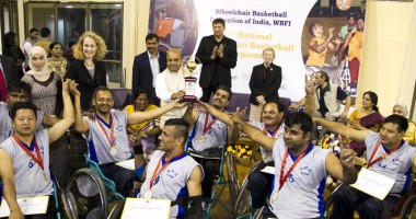 Team Maharashtra Win 2nd National Wheelchair Basketball Championship