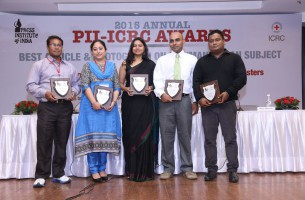 Winners of ICRC – Press Institute of India 2015 Annual Awards Announced