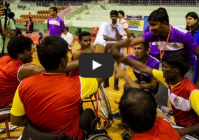 Not Just Sport, It's a Movement for Inclusion of Persons with Disabilities