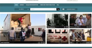 ICRC Audiovisual Archives Now Open to the Public