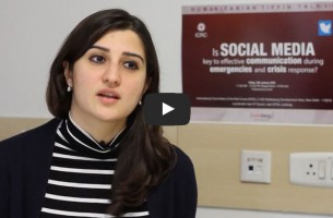 'Virtual Communities' of Social Media could be Lifelines in Crisis Response – Twitter's Mahima Kaul