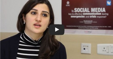 'Virtual Communities' of Social Media could be Lifelines in Crisis Response – Twitter's Mahima Kaul