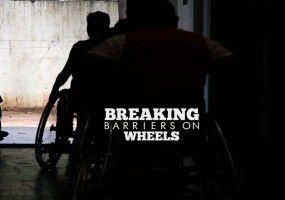 Breaking Barriers Using Wheels