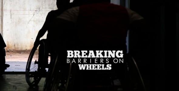 Breaking Barriers Using Wheels