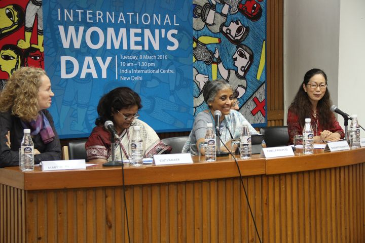 International Women's Day – Panel Discussion