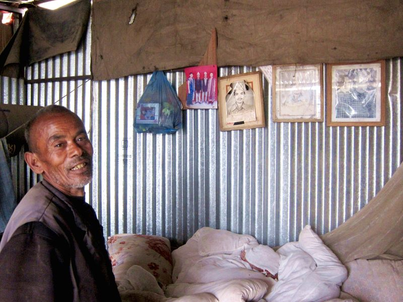 Red Cross Relief, Old Photographs Help Quake Survivors Overcome Despair