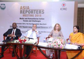 """""""A journalist has no religion, no caste, no region and no country…"""""""