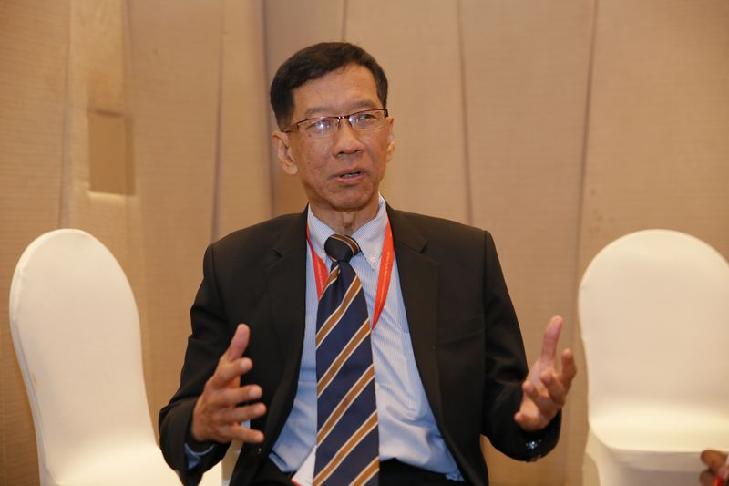 Nathee Chitsawang, Advisor, Institute of Justice, Thailand. ©ICRC, R. Gallage