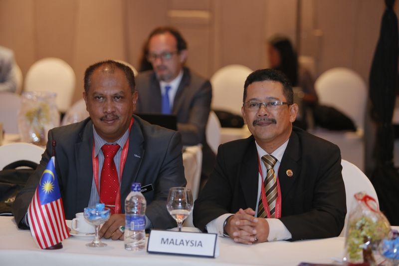 Dato'sri Haji Zulkifli Bin Omar, Director General of Prisons, Malaysia. ©ICRC, R. Gallage