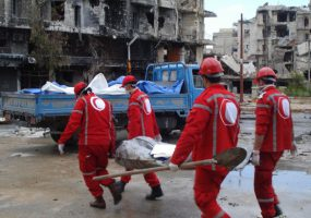 Applying Humanitarian Principles in Different Contexts – the ICRC's Experience