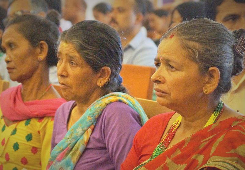 Families in Nepal Honour Missing Loved Ones