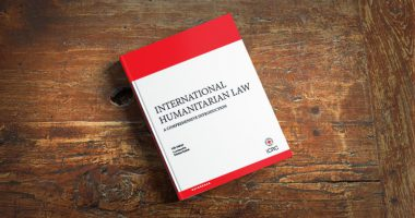 ICRC Handbook on IHL Launched