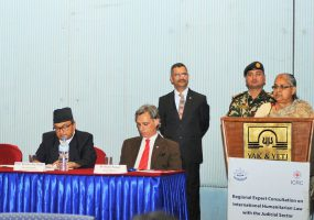 Regional Experts Meet in Nepal to Deliberate on Issues Pertaining to IHL