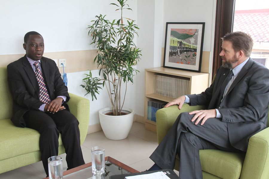 AALCO Secretary General and Head of ICRC Regional Delegation Discuss Key Issues