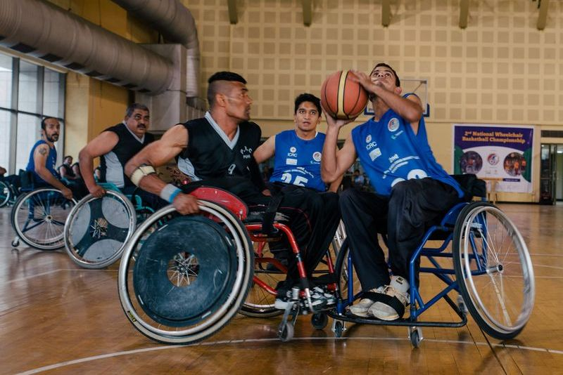 Milkha Singh Supports India's Wheelchair Basketball Players for Asia Oceanic Zonal Qualifiers