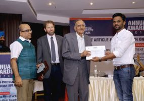 Rubin Joseph & Santhosh John Thooval Emerge Joint Winners of the PII-ICRC Award for Humanitarian Reporting