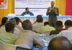 Philippines: Deepening Dialogue on Humanitarian Law and Islamic Law