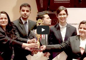 KSL Nepal Emerge First-Time Winners at Regional IHL Moot Competition