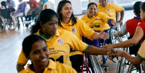Wheelchair Unbound – How Sports Healed my Body and Spirit