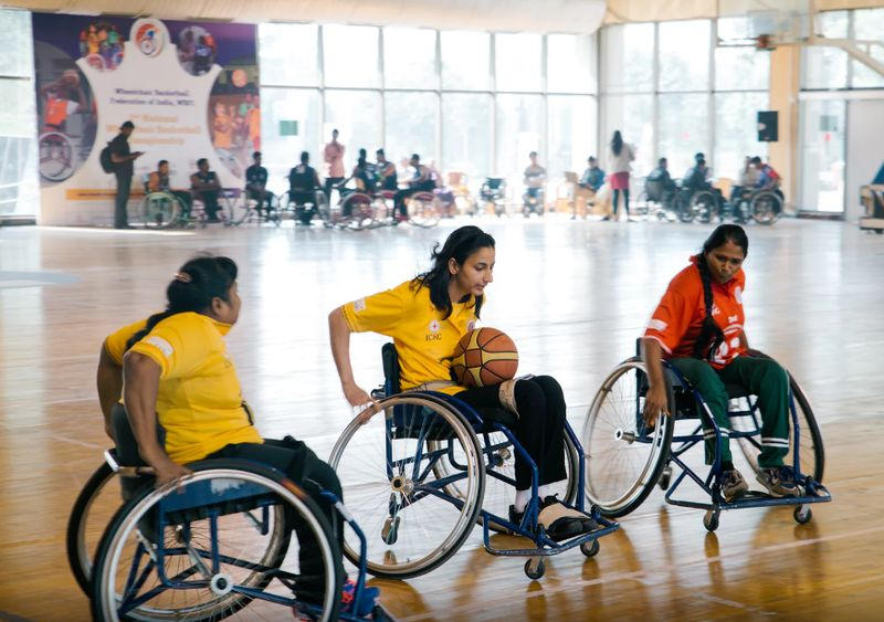 Wheelchair Unbound – How Sports Healed my Body and Spirit