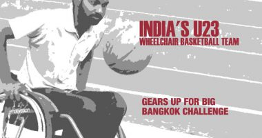 India's U23 Wheelchair Basketball Team Gears Up for Big Bangkok Challenge