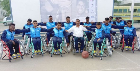 India's First Under-23 Wheelchair Basketball Team All Set to Make History