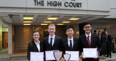 Bond University wins 15th Red Cross IHL Moot in Hong Kong