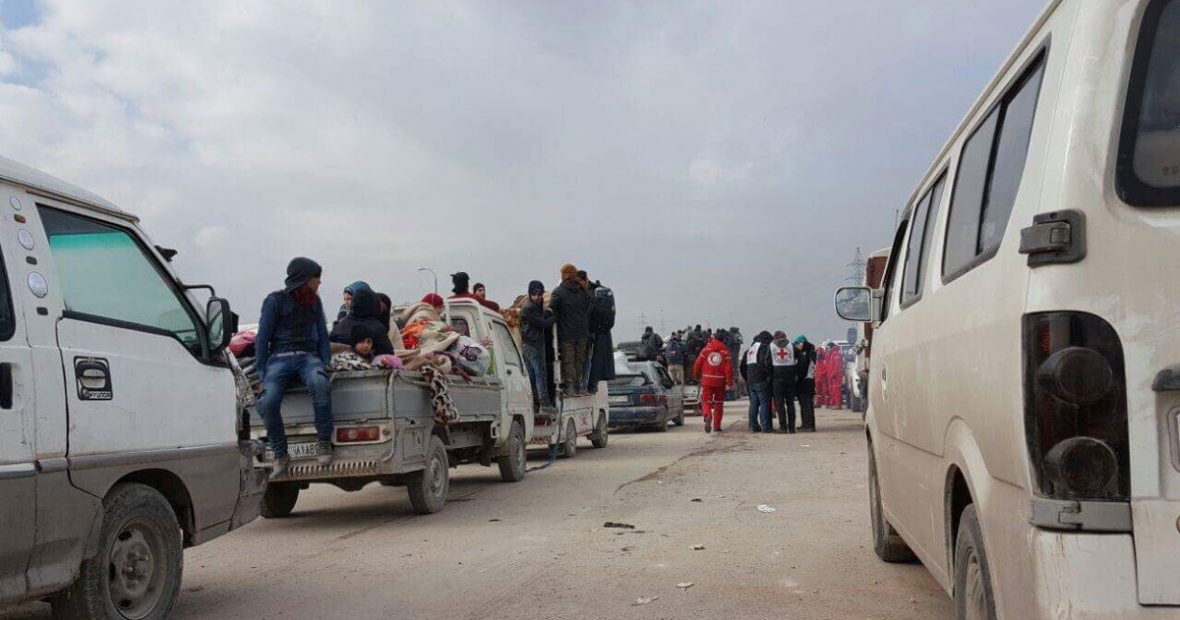 Syria: The Inside Story of the Aleppo Evacuation