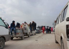 Syria: The Inside Story of the Aleppo Evacuation