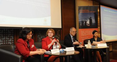 Asia Regional Conference Discusses Ways to Generate Respect for Humanitarian Law