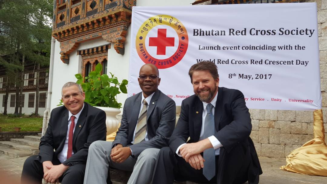 Reflections on the Birth of the (new) Bhutan Red Cross Society