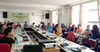 Shillong Workshop Underscores Significance of IHL and the Need for Humanitarian Diplomacy