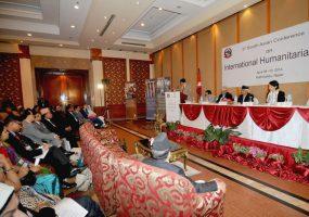 'हिंसा प्रभावित क्षेत्रों में सांस्कृतिक धरोहर के संरक्षण' पर अंतर्राष्ट्रीय मानवीय कानून की कार्यशाला