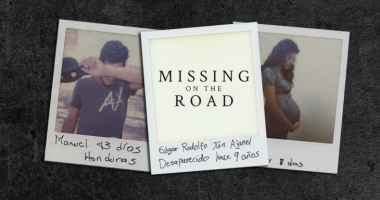 ICRC Calls Attention to Overlooked Humanitarian Tragedy of Missing Migrants with Powerful New Website