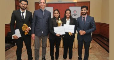 ILNU India Wins the South Asia Rounds of Moot Court Competition