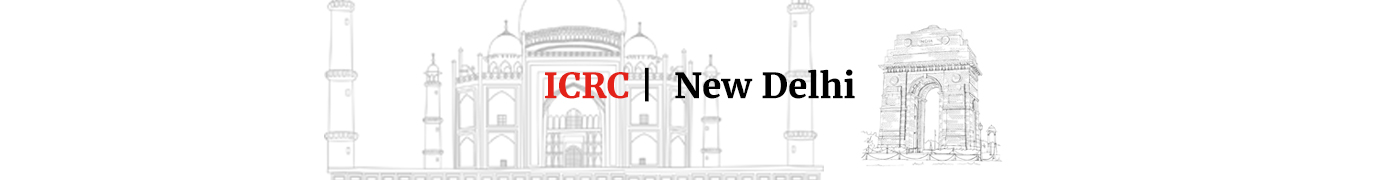 The ICRC in New Delhi