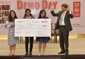 Mumbai's Team Bleetech wins 25,000 USD at Enable Makeathon 2.0 Demo Day