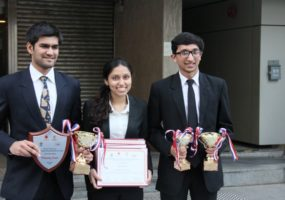 Gujarat National Law University Wins 16th Hong Kong Regional Moot Court Competition