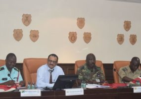 ICRC Dissemination on IHL and its applicability to UN Peacekeeping Operations