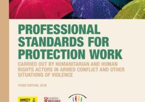 ''सुरक्षा कार्य के पेशेवर मानक'' विषय पर आईसीआरसी अध्यक्ष का अभिभाषण