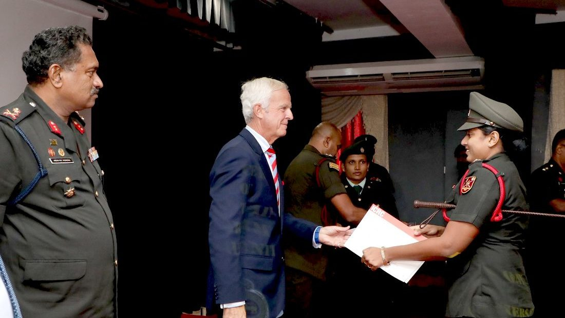 ICRC and Directorate for Overseas Operations Conduct First ToT in IHL for Army Instructors in Colombo
