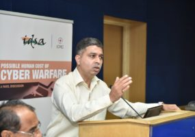 Discussing the Human Cost of Cyber Warfare