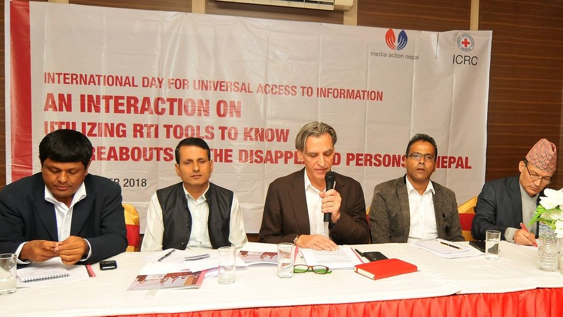 Nepal: International Day for Universal Access to Information Marked in Kathmandu