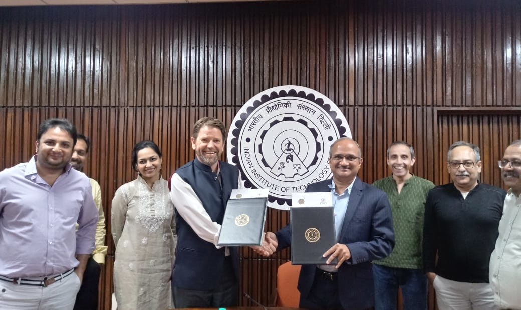 IIT Delhi, ICRC Sign MoU for Humanitarian Policy and Technology Platform